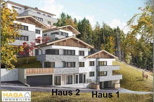 Neubau - Geförderte Eigentumswohnung in Eben - 111 m²