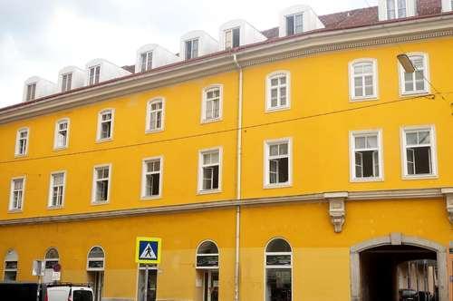 Attraktive 2-Zimmer-Altbauwohnung in TU-Nähe - auch für WGs geeignet!