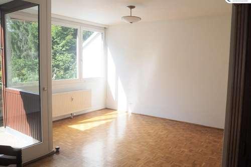Mariagrün: Schöne 2-Zimmer-Wohnung mit großer Loggia inkl. Tiefgaragenplatz - Hans-Riehl-Gasse