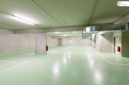 Tiefgaragenplatz in einer neuen, hellen Garage - Idlhofgasse 48 -