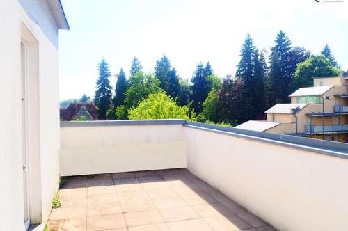Simgle-HIT mit Dachterrasse in Grünlage - Mariatroster Straße 101d !