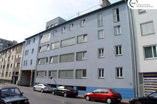 Freundliche Galerie-Wohnung mit Balkon in ruhiger Lage - Fischergasse 23 Top 18