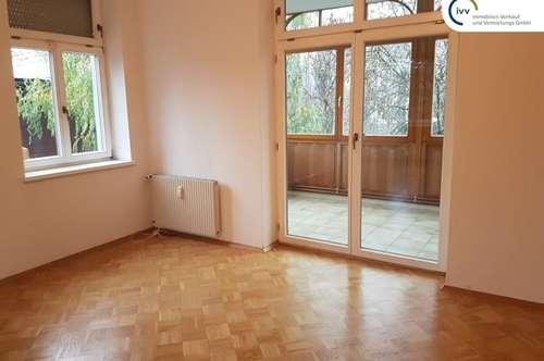 Ruckerlberg: 3 Zimmer-Wohnung mit Terrasse und Wintergarten - Ruckerlbergasse 21