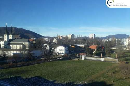 Erstbezug - PROVISIONSFREI - mit Grünblick - KEPLERSTRASSE 66: Single-Wohnung mit Balkon - Top 13
