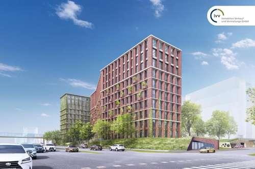Ideale Geschäftsfläche für Bäckerei im neuen Stadtteil - Biotope City - THE BRICK