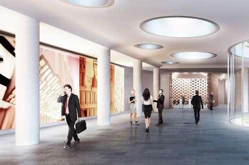 Ideale Geschäftsfläche für Trafik, Frisör, Wäscherei und co. - The Brick Biotope City
