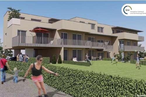 Erstbezug - Wetzelsdorfer Straße 107: 2 Zimmer Wohnung mit Balkon - Top 8