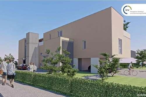 Erstbezug - Wetzelsdorfer Straße 107: 3 Zimmer Wohnung mit Balkon - Top 06