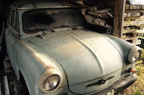 Oldtimer-Garage gesucht? Die perfekte Gelegenheit!