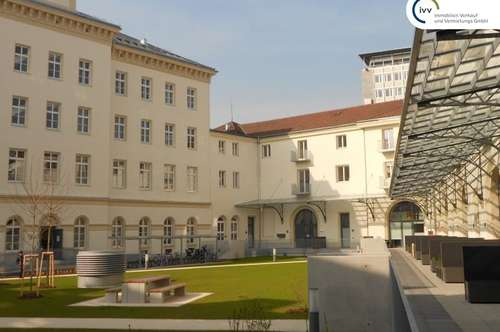 "*** AB MITTE MAI *** Elegantes Wohnen auf 2 Ebenen - Zollamtstraße 7/ ""Palais Zollamt"" - Top 58/7C"