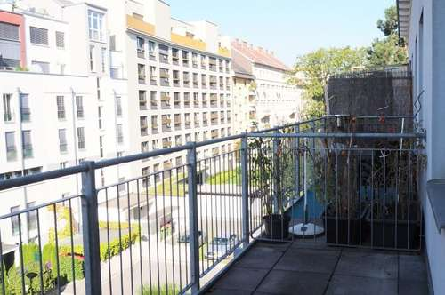 Geidorf / Uni: 2 Zimmer Wohnung mit Terrasse in ruhiger Lage, Heinrichstraße 47b - Top 35