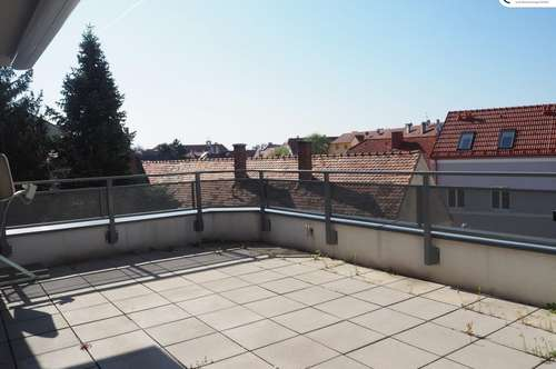 Moderne 4-Zimmer-Wohnung mit 2 Terrassen