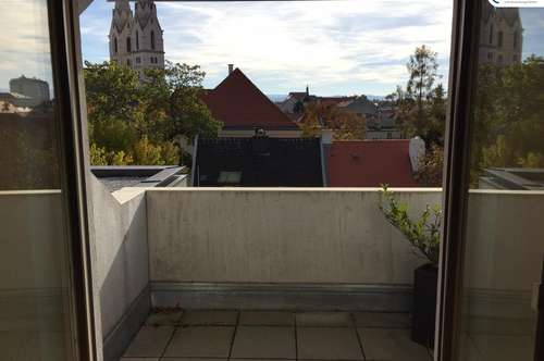 provisionsfreie DG-Wohnung im Zentrum von Wr. Neustadt