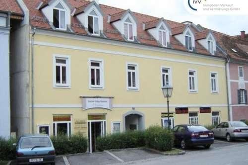 Wohnen im Zentrum von Fürstenfeld: großzügige 2-Zimmer-Wohnung in der Bismarckstraße 1 - Top 6