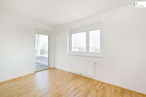 WOHNEN am PARK - provisionsfreier ERSTBEZUG: 3 Zimmer Wohnung mit Balkon - Idlhofgasse 48 - Top 31