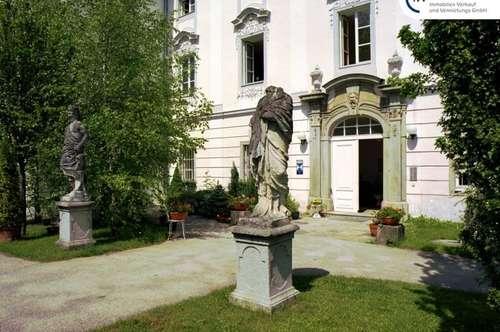 ** AB MAI ** Elegante 3-Zimmer Wohnung im Schloss Traunegg