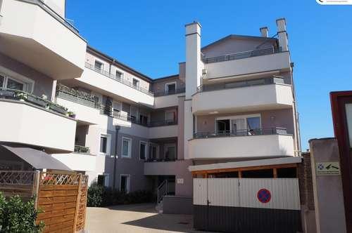 Moderne 4-Zimmer-Wohnung mit 2 Terrassen im Zentrum