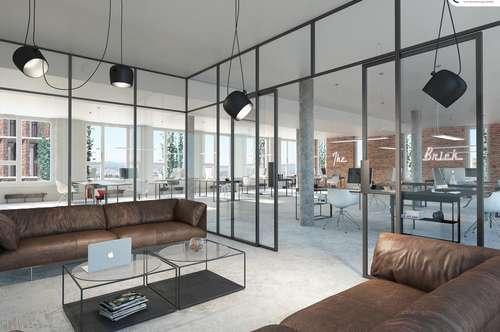 Großzügige, moderne Bürofläche mit flexiblen Grundrissen