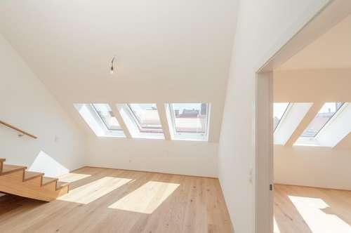 ++NEU** Hochwertiger 2-Zimmer DG-ERSTBEZUG, hochwertige Ausstattung, tolle Terrasse!