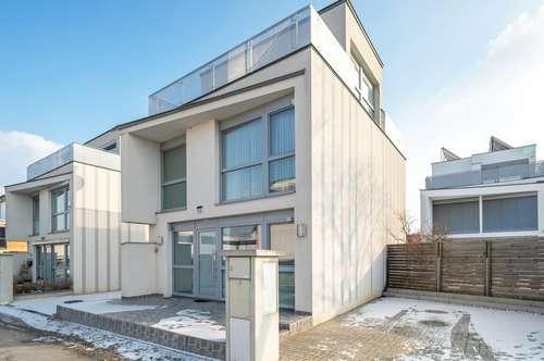 ++NEU++ Exklusives Designerhaus vor den Toren Wiens zum MIETEN!