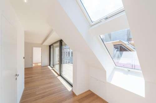++NEU++ Großzügiger 2-Zimmer DG-ERSTBEZUG mit 15m² Balkon, SÜD-WEST!! **VIDEOBESICHTIGUNG**