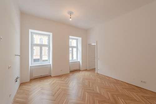 ++NEU++ 2 Zimmer- Altbau-ERSTBEZUG an der Donau, perfekte Raumaufteilung!!