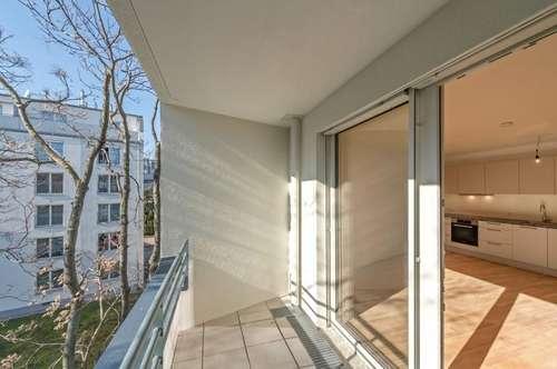 ++Nahe Alte Donau++ Hochwertiger 3-Zimmer, NEUBAU-ERSTBEZUG mit Balkon, Loggia und Garagenstellplatz, perfekte Raumaufteilung!