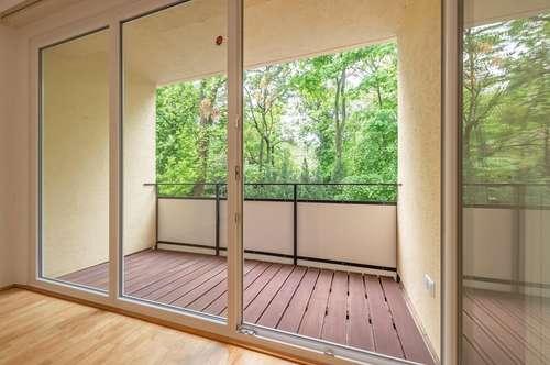 ++NEU++ Erstbezug nach Sanierung! 2-Zimmerwohnung mit Loggia, Ruhelage, Grünblick, nahe Pötzleinsdorfer Schlosspark!!