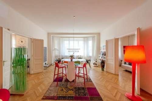++NEU++ 4-Zimmer Stil-Altbauwohnung in absoluter Bestlage, unglaublicher Stilaltbau!