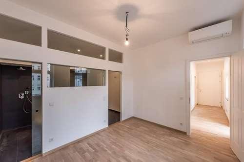 ++NEU++ Sehr hochwertiger 2-Zimmer ALTBAU-ERSTBEZUG mit Balkon! **Hofruhelage**