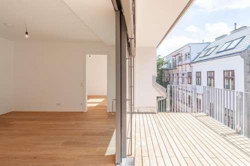 ++NEU** Hochwertiger 2-Zimmer DG-ERSTBEZUG mit 15m² Terrasse, SÜD-WEST! *VIDEOBESICHTIGUNG*