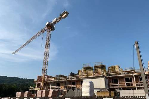 Steyregg: EIGENTUMSWOHNUNG mit ca. 63m² Wohnfläche + X-Large BALKON - IHR NEUBAU-Wohntraum im WOHNPARK Steyregg - Rohbaufertigstellung in Kürze!
