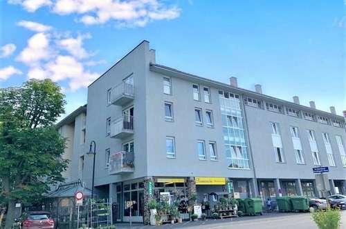 ENNS: ALLES GUTE KOMMT NACH OBEN...Eigentumswohnung ca. 78,47 m2 Wohnfläche + Loggia und Tiefgaragenstellplatz