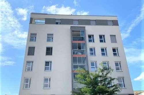 WELS: NEUWERTIGE EIGENTUMSWOHNUNG mit ca. 72,41 m² Wohnfläche + 6,65 m² Loggia & Tiefgaragenstellplatz