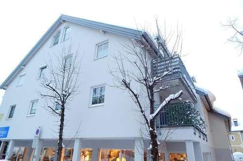 Charmante Wohnung mit Garten im Zentrum von Seekirchen