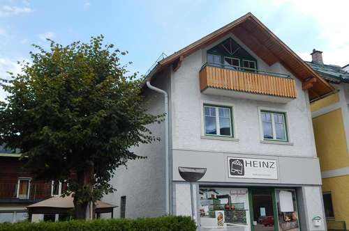 Traditionelles Geschäftshaus zum Wohnen und Arbeiten in guter Lage von Bad Ischl