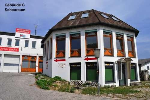 Ab 25 € Netto im Monat! 10m2 - 1500m2! Geschäft, Lager, Werkstatt, Büro! Gewerbepark Donnerskirchen