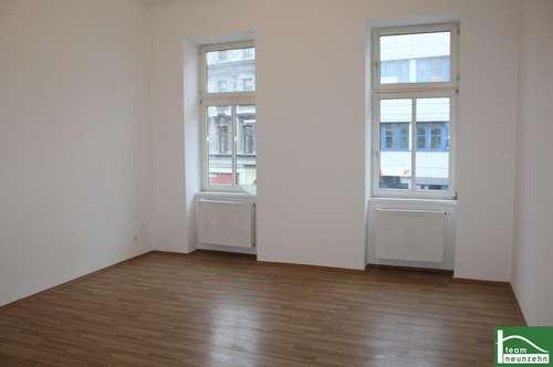 Gemütliche 2-Zimmer-Wohnung! Sanierter Altbau in ausgezeichneter Lage!