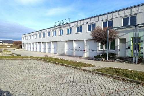 Lagerhalle / Werkstatt! 400m²! ca. 10min bis Eisenstadt! Nassräume