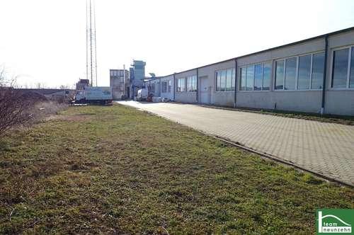 mit Nassräumen! Lagerhalle / Werkstatt! 400m²! ca. 10min bis Eisenstadt!