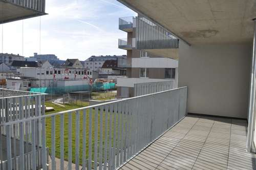 Sehr gute Infrastruktur! Hochwertige Ausstattung!! OHNE PROVISION!! Nähe St. Pölten Hauptbahnhof! Begehrte Lage! Voll ausgestattete Küche! Erstbezugswohnungen! 3 Zimmer - mit Loggia!