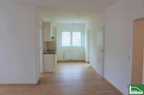 Charmante 3 Zimmer Wohnung! Erstbezug im Zentrum von Stockerau!
