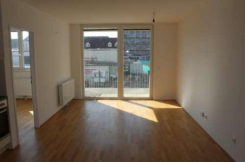 Nähe St. Pölten Bahnhof! Voll ausgestattete Küche! Provisionsfreie Erstbezugswohnungen in Begehrte Lage! 2 Zimmer - mit Balkon!