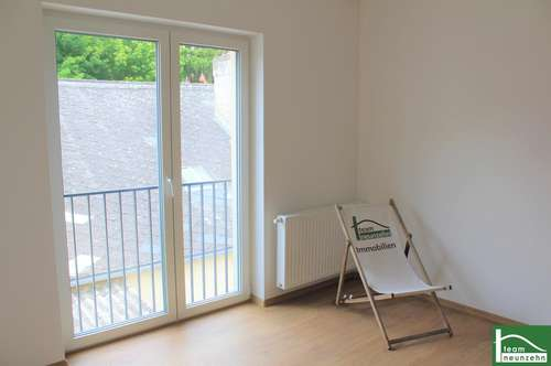 2 Zimmer Neubauwohnung mit Terrasse! Mitten im Stockerauer Stadtzentrum! Erstbezug!