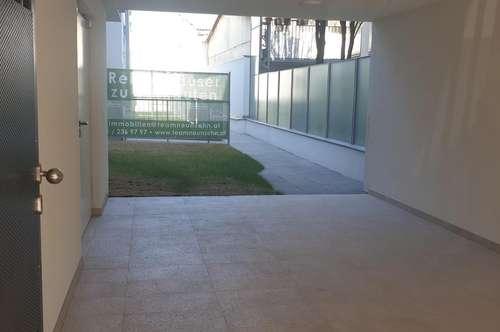 Investment zum Vermieten mit USt. Ausweisung direkt bei der U3! Garten + Loggia + Balkon!