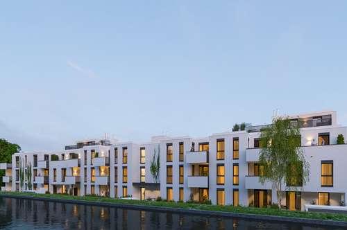 ERSTBEZUG - inklusive Freiflächen! Provisionsfreie Neubauwohnungen nähe Bahnhof!