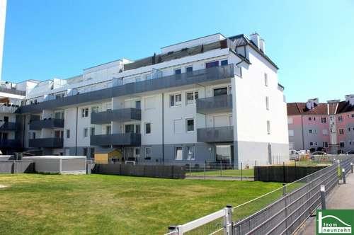 Wohnen im Herzen von Wiener Neustadt! Moderne Erstbezugswohnungen! City Quartier! Das Beste aus Stadt und Natur!