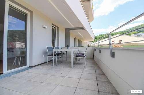 2-Zimmer Apartment in der Green City Graz - provisionsfrei - mit 29 m² Terrasse!