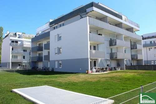 Küche inkludiert! City Quartier! Das Beste aus Stadt und Natur! Wohnen im Herzen von Wiener Neustadt! Moderne Erstbezugswohnungen!