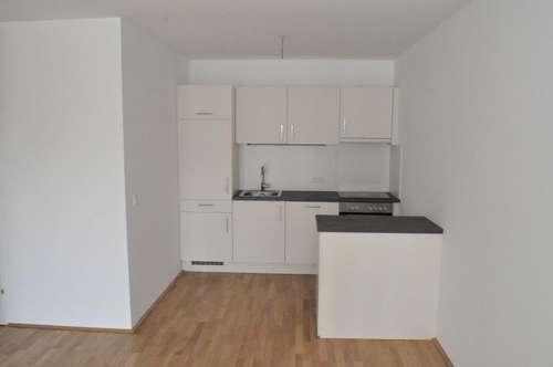 Ohne Provision! MAXIMUM LIVING! Neubau-Erstbezugswohnungen in Top-Lage mit Balkon! Voll möblierte Küche!